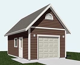 Garage Plan 336-L by Behm Design
