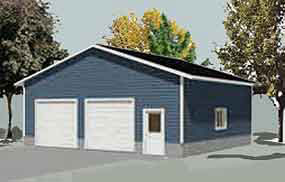 Garage Plan 960-l by Behm Design