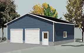 Garage Plan 960-l by Behm Design
