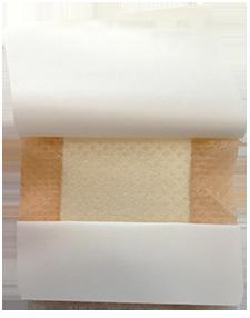 MediPlus™ Silicone Comfort Foam dressing