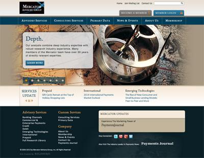 MER-homepage