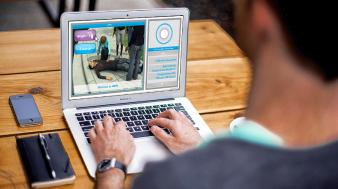 AIMS virtual scenario and assessment