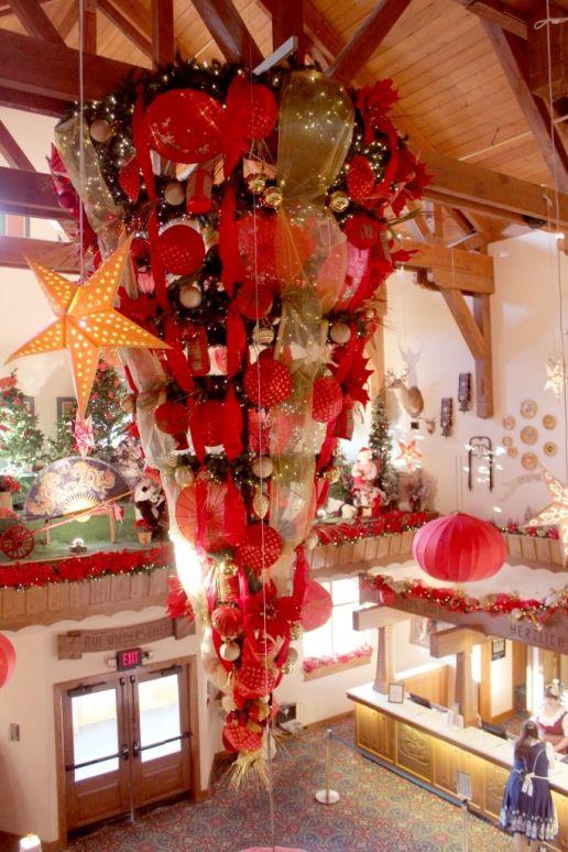 Bavarian Inn Lodge lobby
