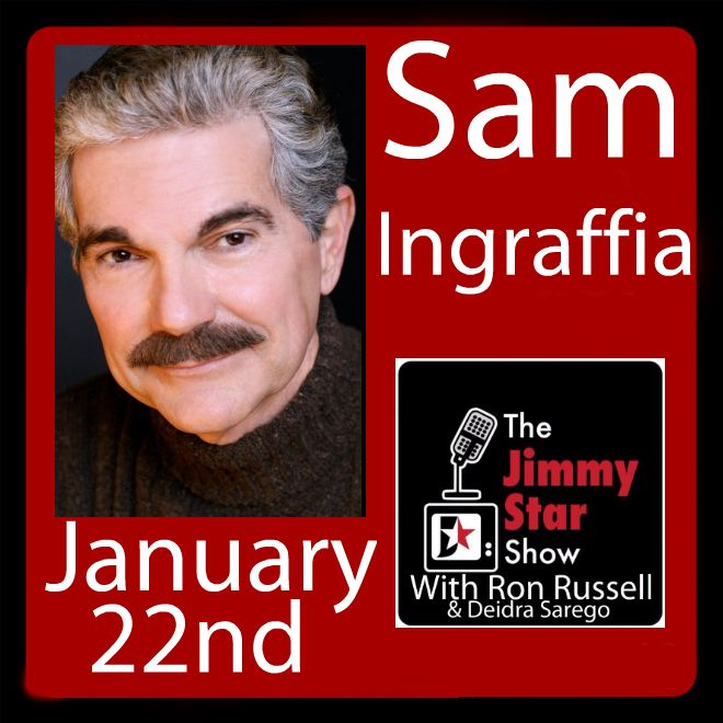 Sam Ingraffia on The Jimmy Star Show