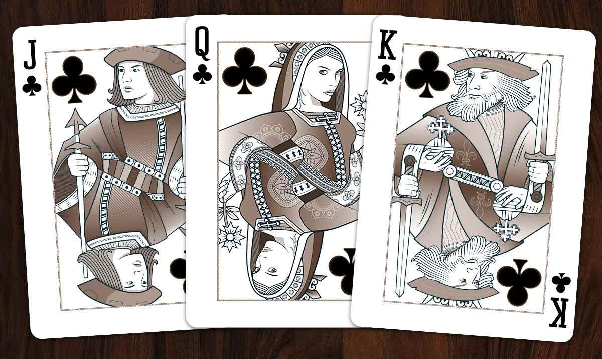 Historic playing cards revived in new highly anticipated ...