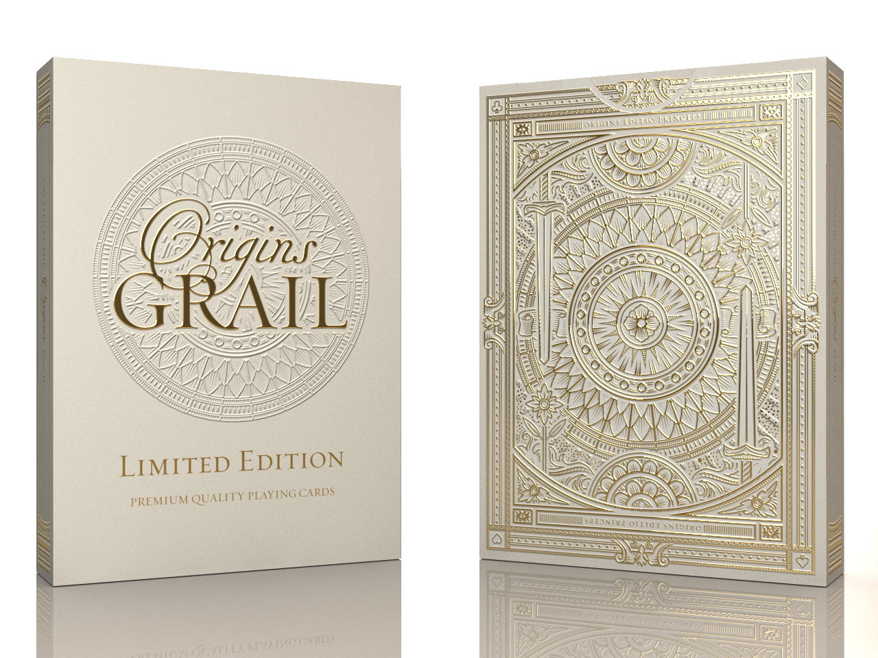 The Grail Limited Edition