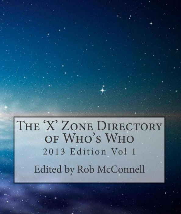 The 'X' Zone Directory of Who's Who