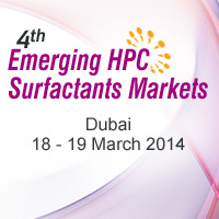 4th Emerging HPC Surfactants Markets