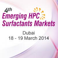 4th Emerging HPC Surfactants Markets