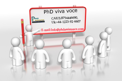 Dissertation for phd viva uk