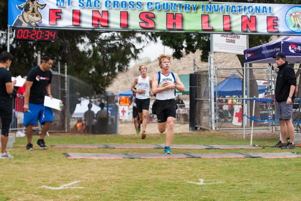 RaceWire provided the technology and support at Mt. SAC.