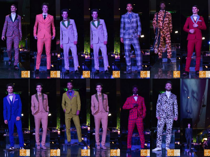 BSB Menswear at Africa Fashion Day Berlin AW14 Photo by Peter Groth