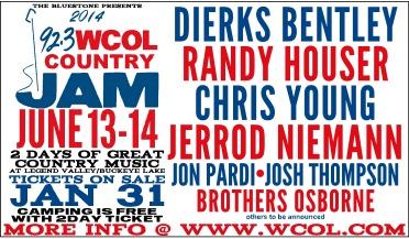 Country Jam 2014