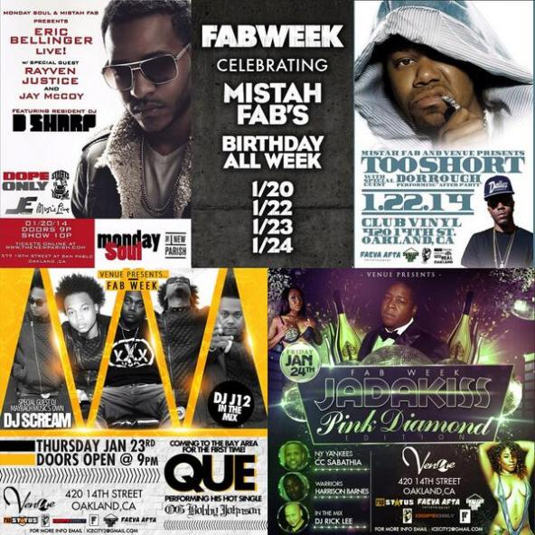 FAB Week