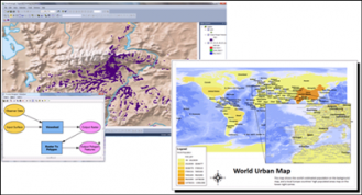 The Newly Launched SuperGIS Desktop 3.2 Brings Ple