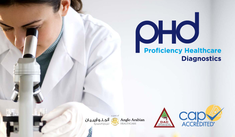 Proficiency Healthcare Diagnostics, a part of Anglo Arabian Healthcare
