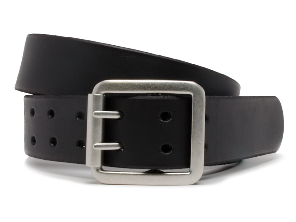 Nickel Free Ridgeline Trail Belt - double pin roller buckle
