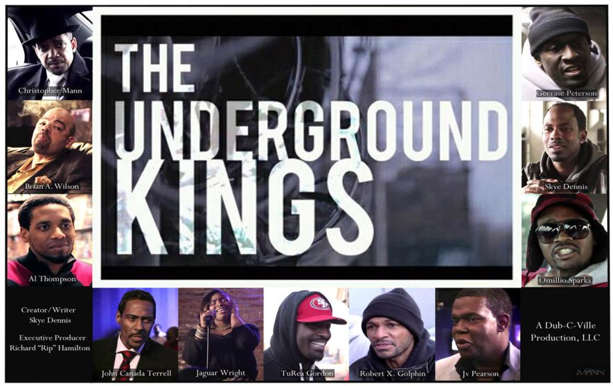 THE UNDERGROUND KINGS LOGO # 2