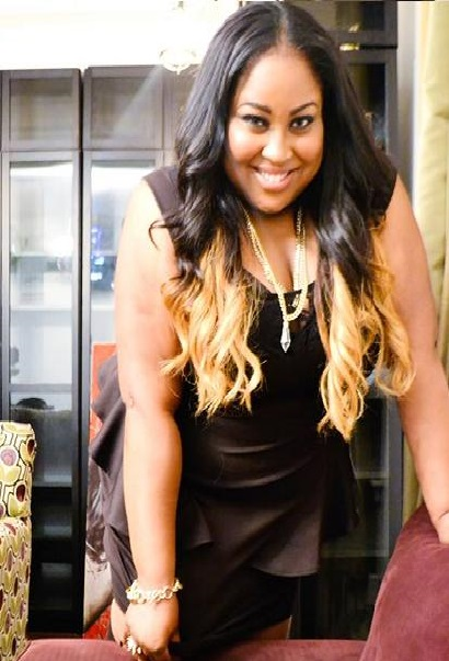Tanisha Thomas Is Ready To Turn Up With Her New Talk Show ...