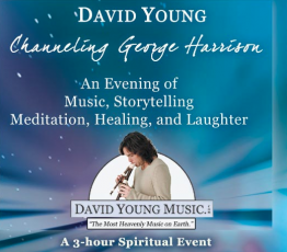 David Young to Perform in Valentine's Day Concert