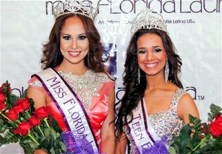 Miss and Teen Florida Latina 2013 Titleholders