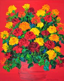 Flower in the Vase courtesy artcompany Misoolsidae