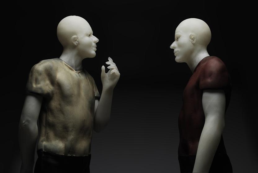 Martin Janecky, Dialog courtesy Habatat Gallery