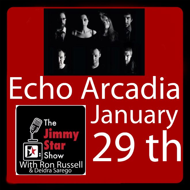 Echo Arcadia on The Jimmy Star Show