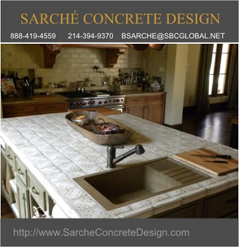 Sarche Concrete Design