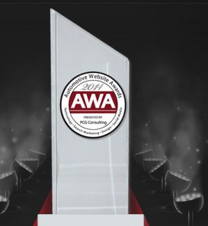 Find out who won a 2014 AWA this Friday evening!