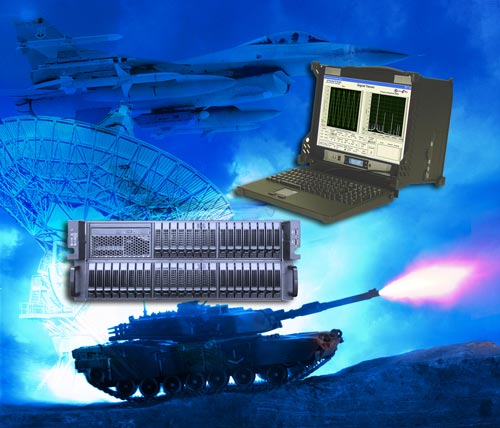 Pentek's Real-Time Recorders are Ideal for Severe Environments