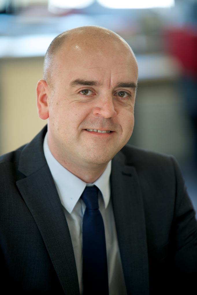 Steve Egerton