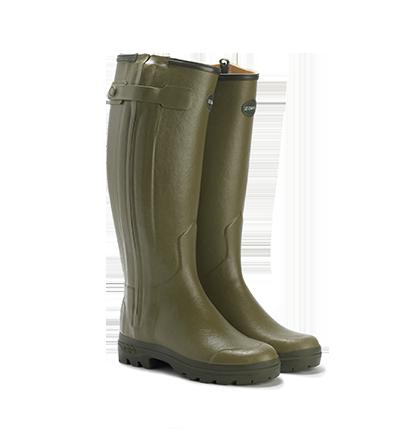 Le Chameau Chasseur Boot