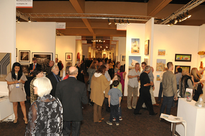 Collector groups from around the country set to arrive at for Palm springs craft fair