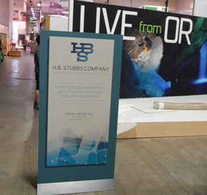 H.B. Stubbs Company Design & Fabrication for Trade Shows