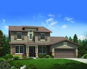 Yuma Farmhouse rendering