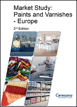 Market Study: Paints and Varnishes - Europe