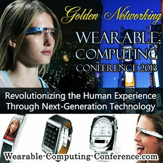 Golden Networking - Wearable Computing Conference