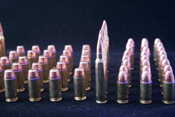 Newly Patented Invention for Bullet Tip Identification