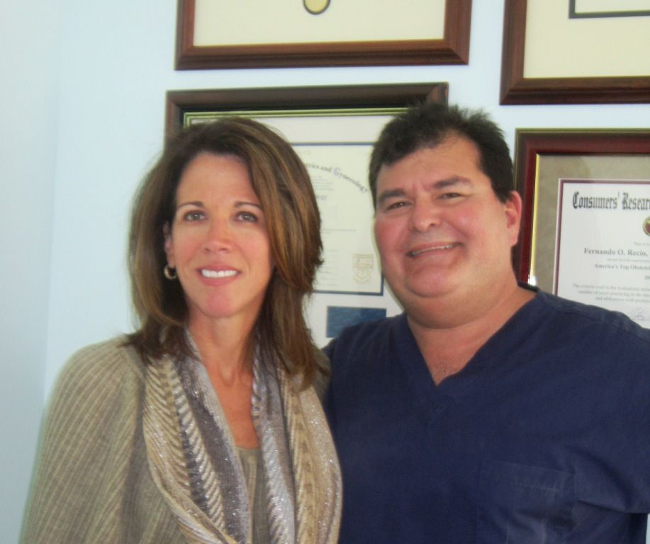 Dr. Fernando & Carole Recio Honorary Chairs
