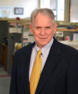 Hilliker Corporation president Ben Hilliker