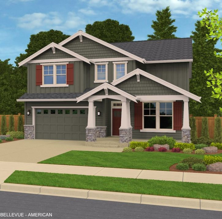 Lennar's Columbia Crest in Washougal