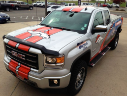 Enter To Win This Bronco Themed Sierra Today!