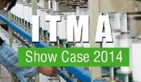 ITMA-Show Case 2014