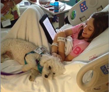 "Morgan Gleason gets ""patient-centered."""