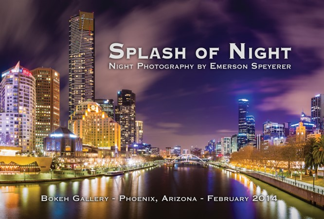 Splash of Night