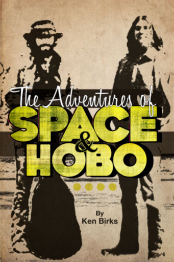 Space and Hobo Cover med
