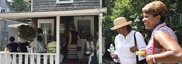 Renaissance House: A Retreat for Artists and Writers in Martha's Vineyard
