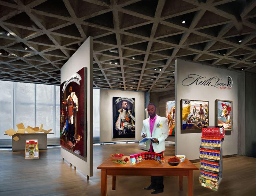 keith Lorren Spice Gallery