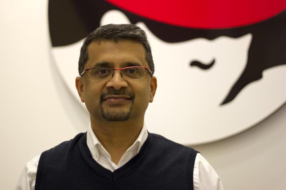 Radhesh Balakrishnan, general manager, virtualizat